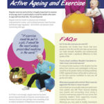 Active Aging and Exercise (Pack of 200)