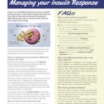 Managing your Insulin Response (Pack of 200)