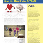 Move for Mood and Mental Health (Pack of 200)